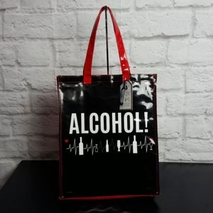 Handbags - Wine & Lunch insulated Tote bag